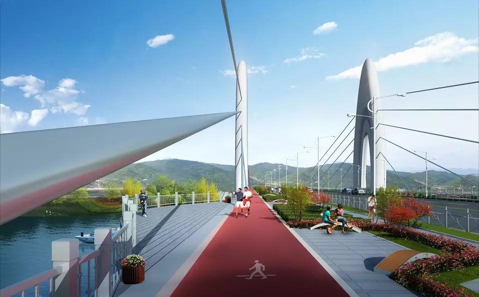 乐山231个城建项目取得重大突破