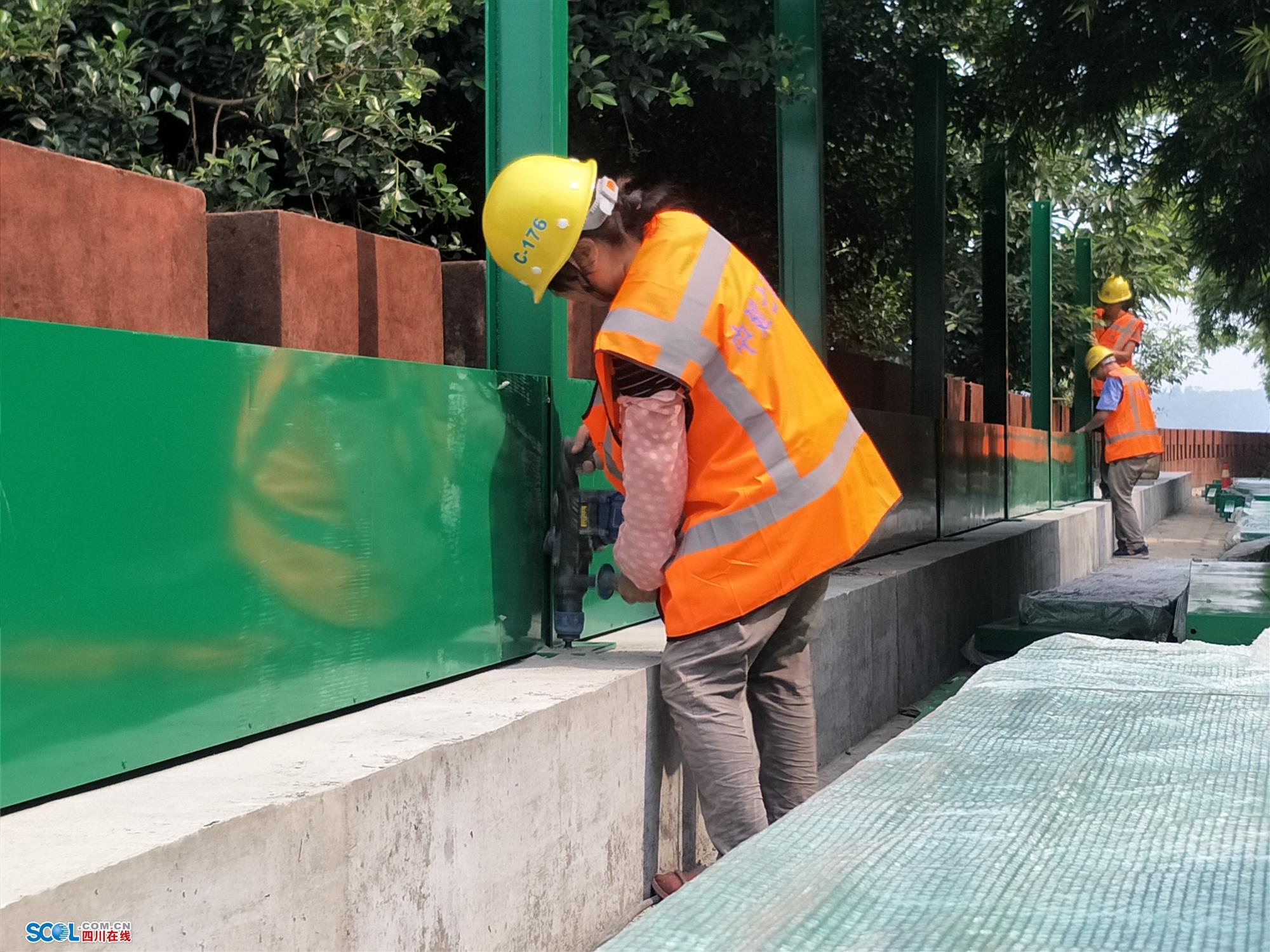 分分时时彩漏洞致江路大桥下月完成22根桩基施工