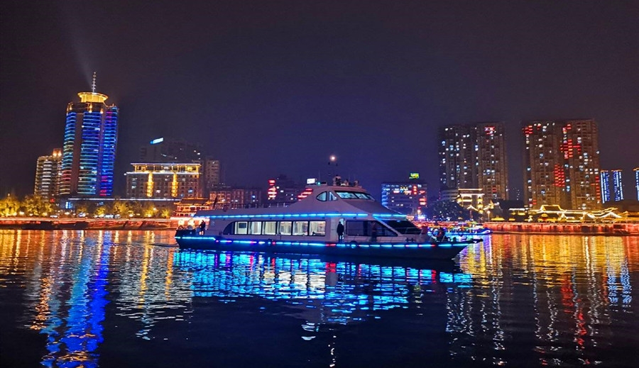 乐山2019春节长假游客人数增长两成